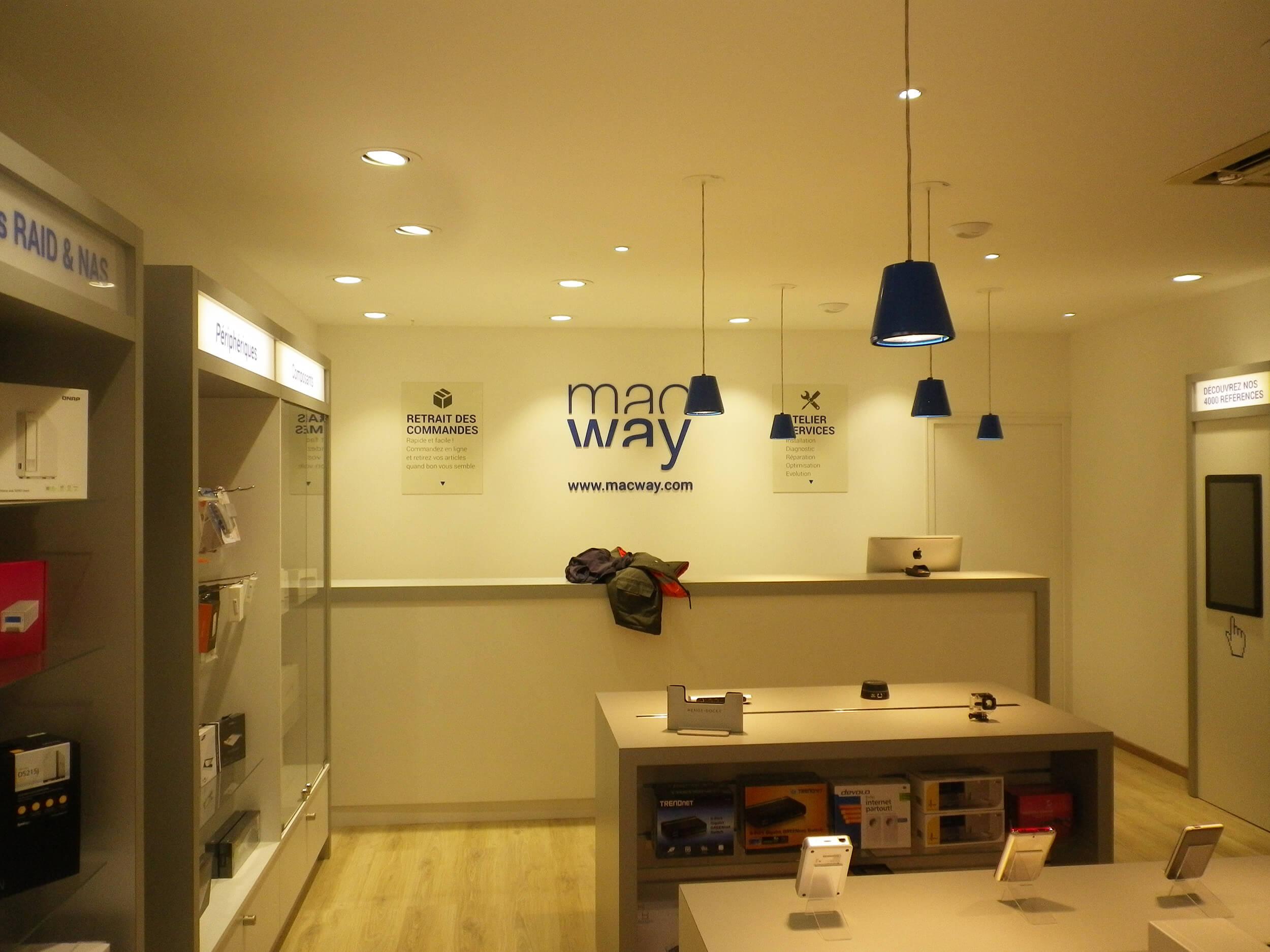 fabricant poseur de signal tique int rieure et ext rieure de magasin. Black Bedroom Furniture Sets. Home Design Ideas
