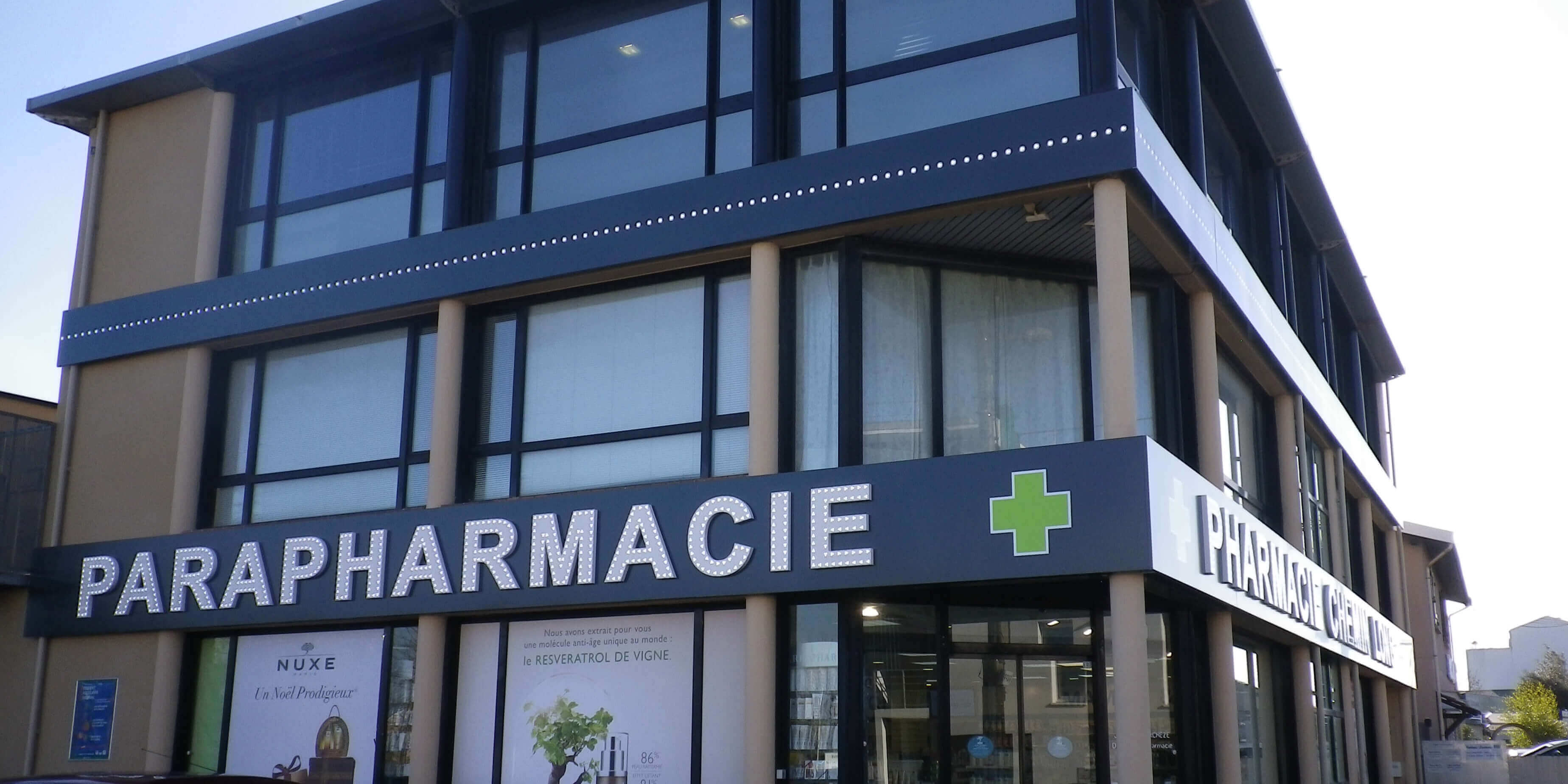 Pharmacie Chemin long